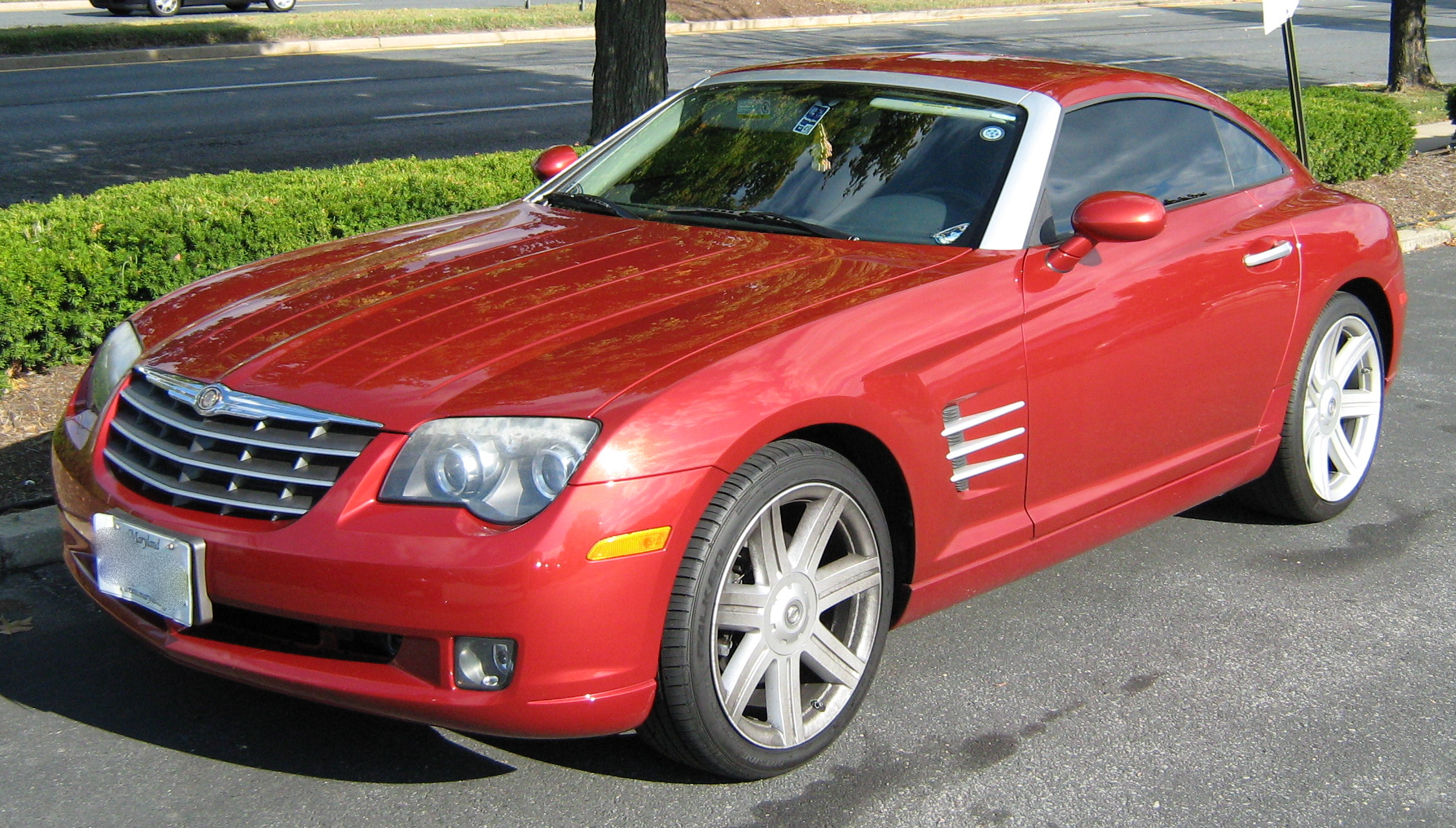 2007 Chrysler Crossfire #7
