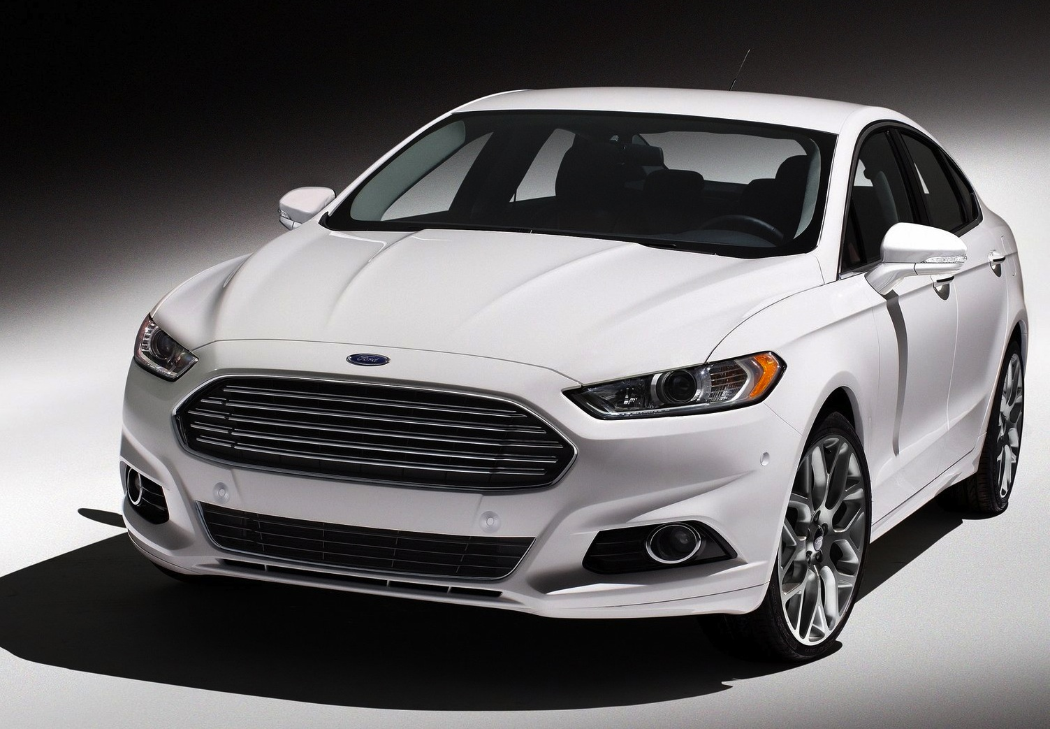 2014 Ford Fusion #9