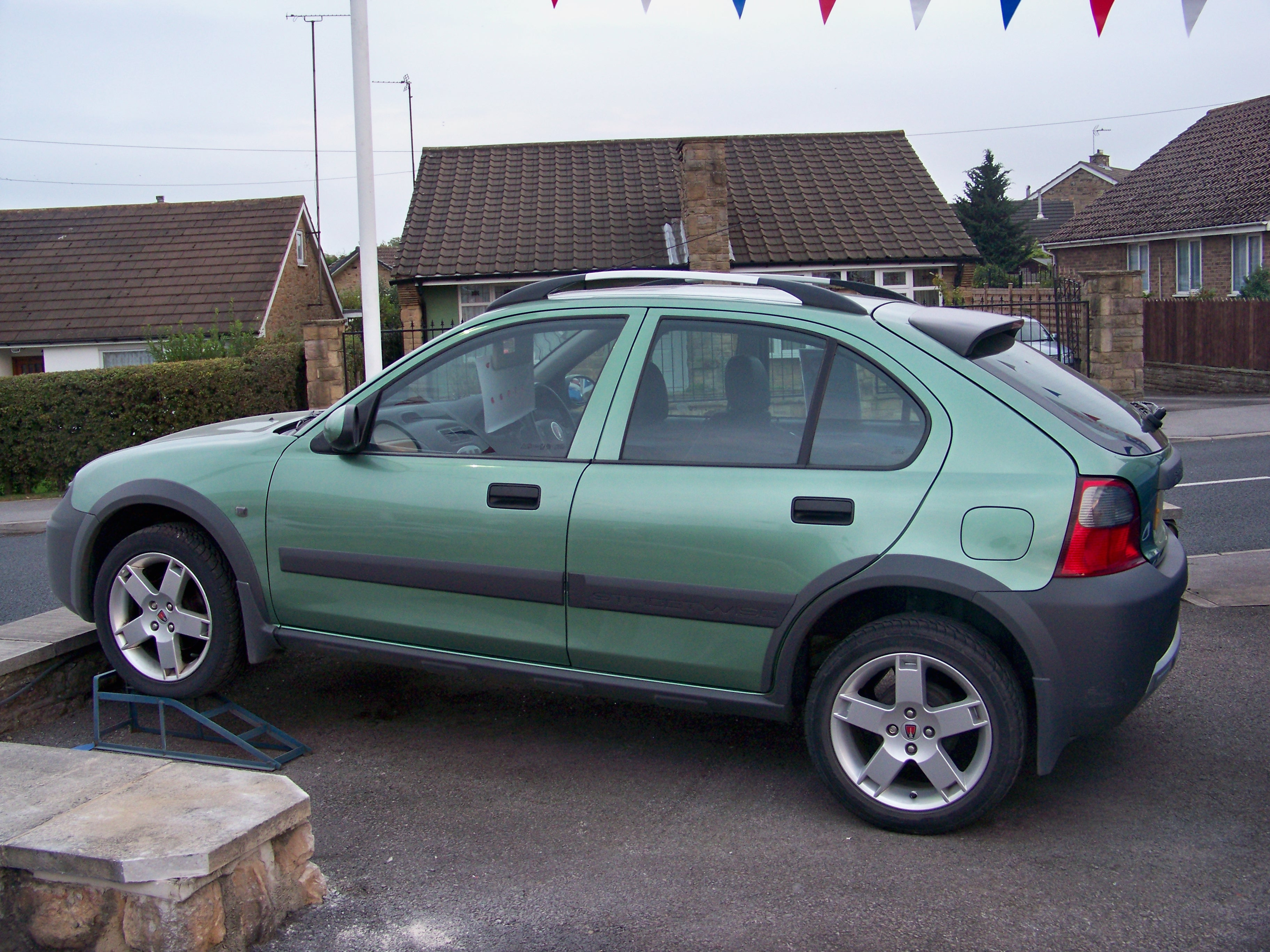 2008 Rover Streetwise #13