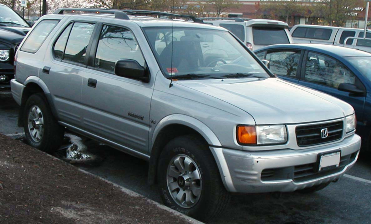Honda Passport #7