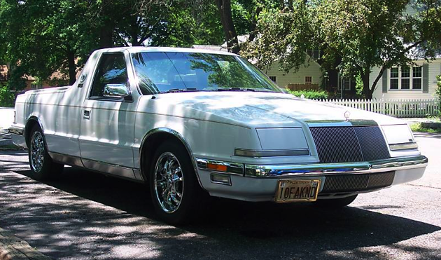 1990 Chrysler Imperial #11