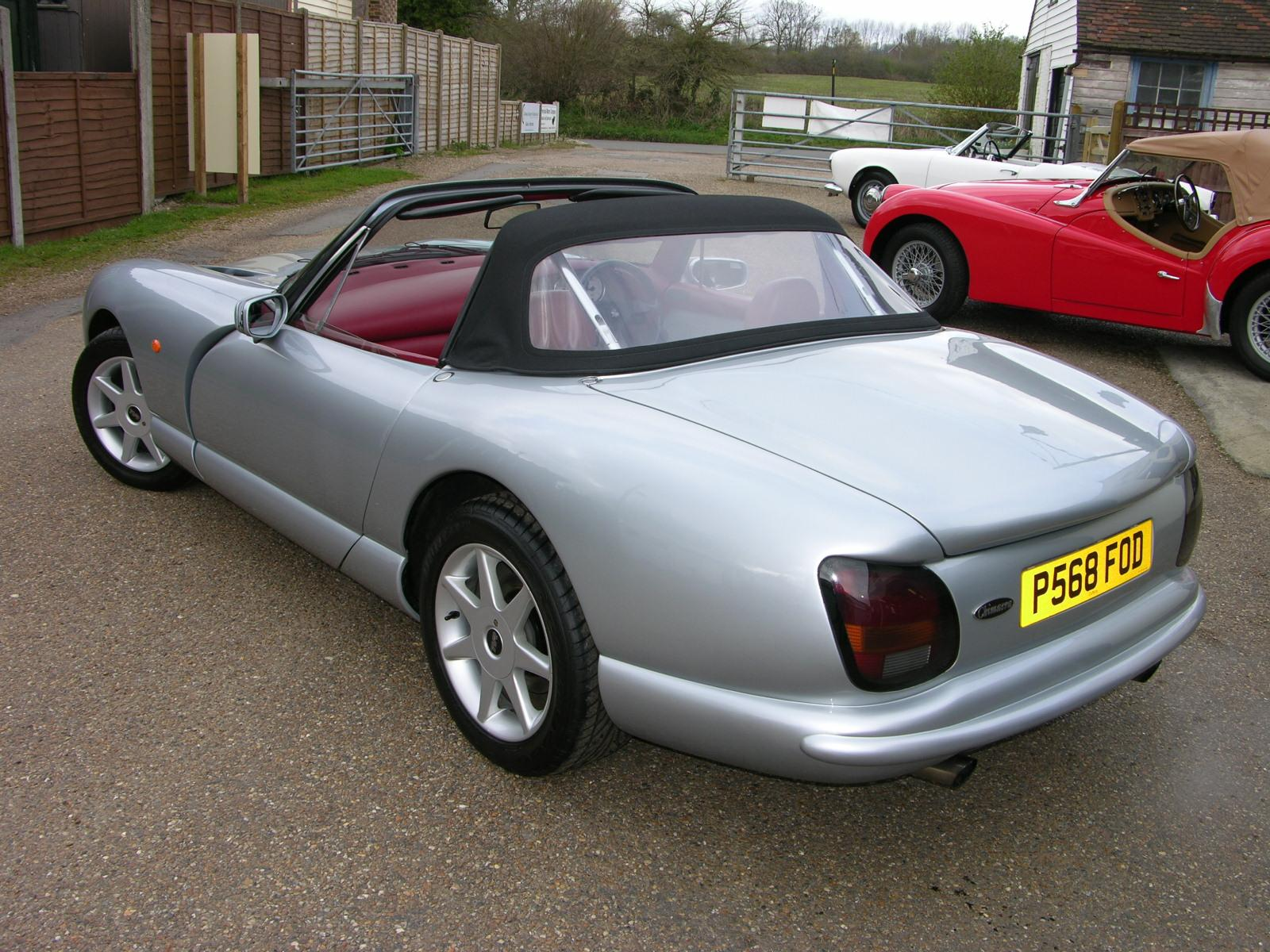 1997 TVR Griffith #4