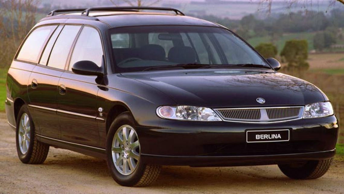 2002 Holden Berlina #13