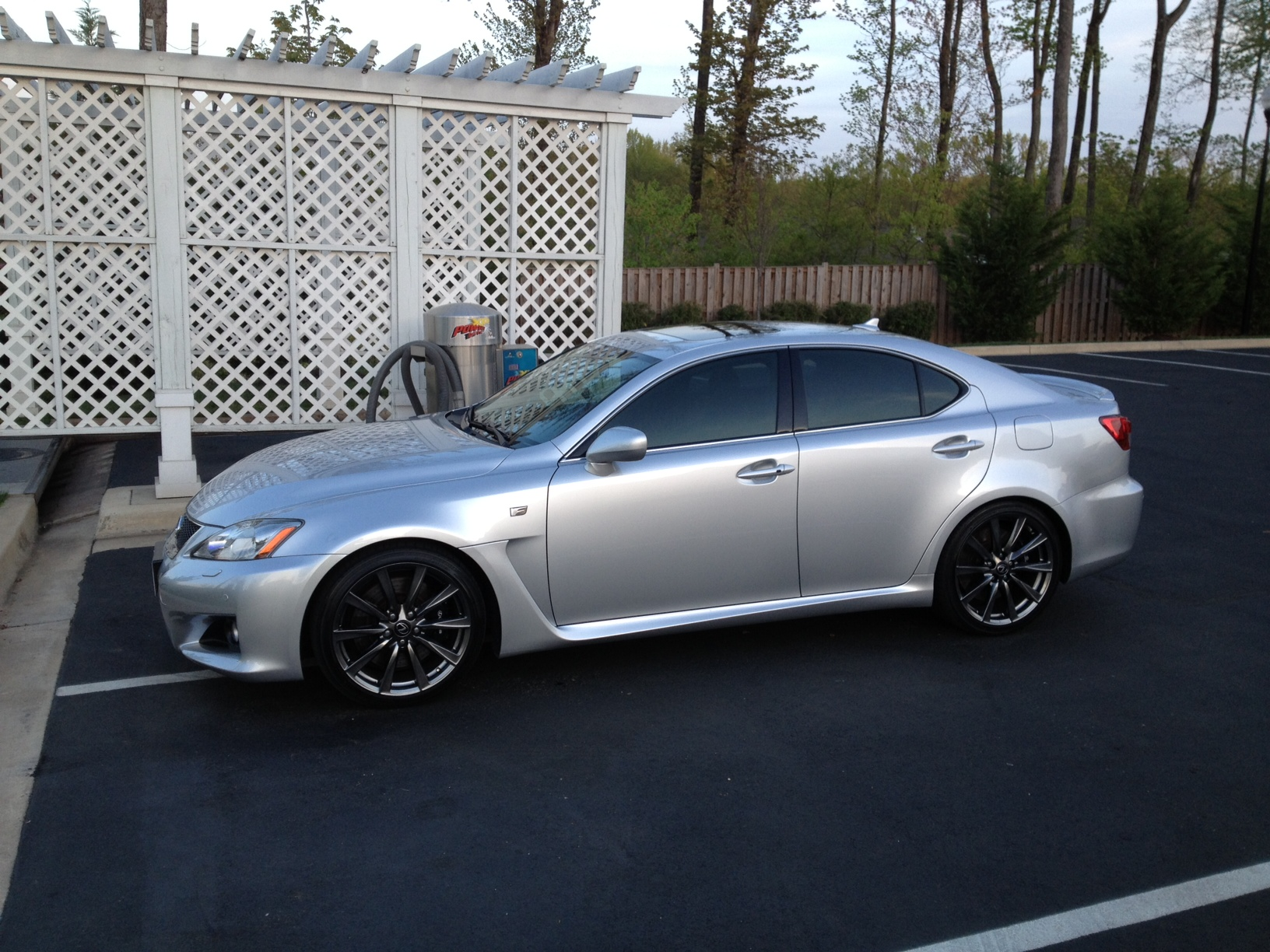 2008 Lexus Is F #9