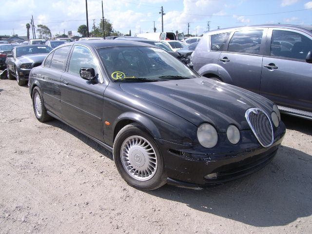 2000 Jaguar S-type #15