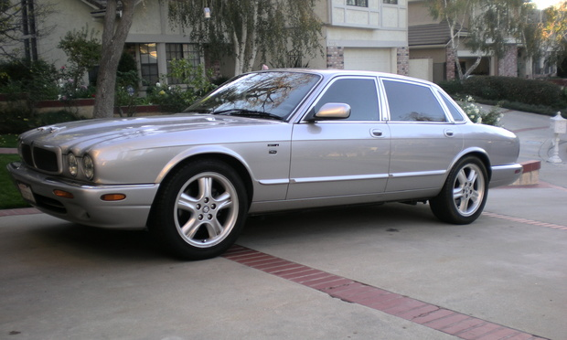 2003 Jaguar Xj-series #3