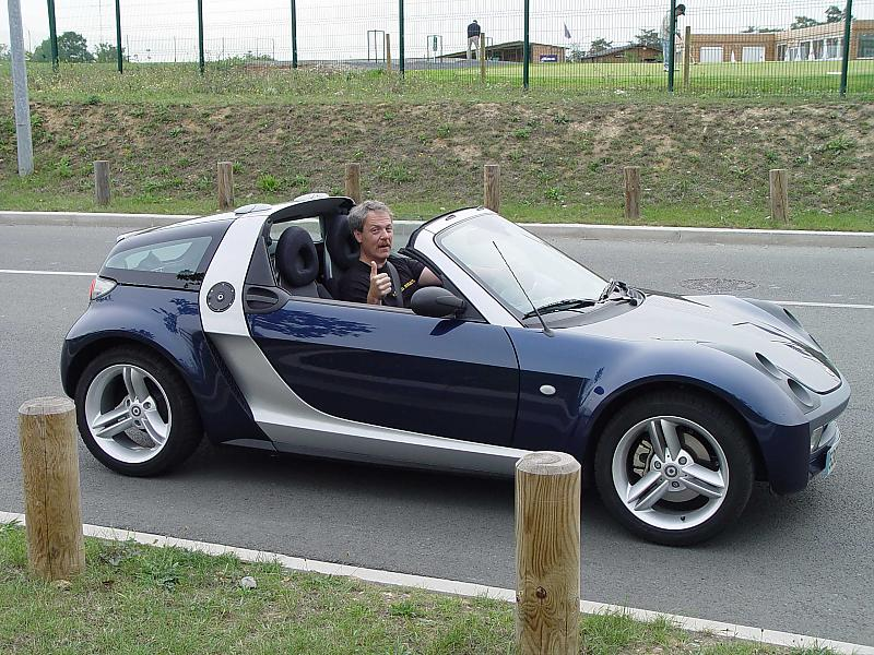 2005 Smart Coupe #6