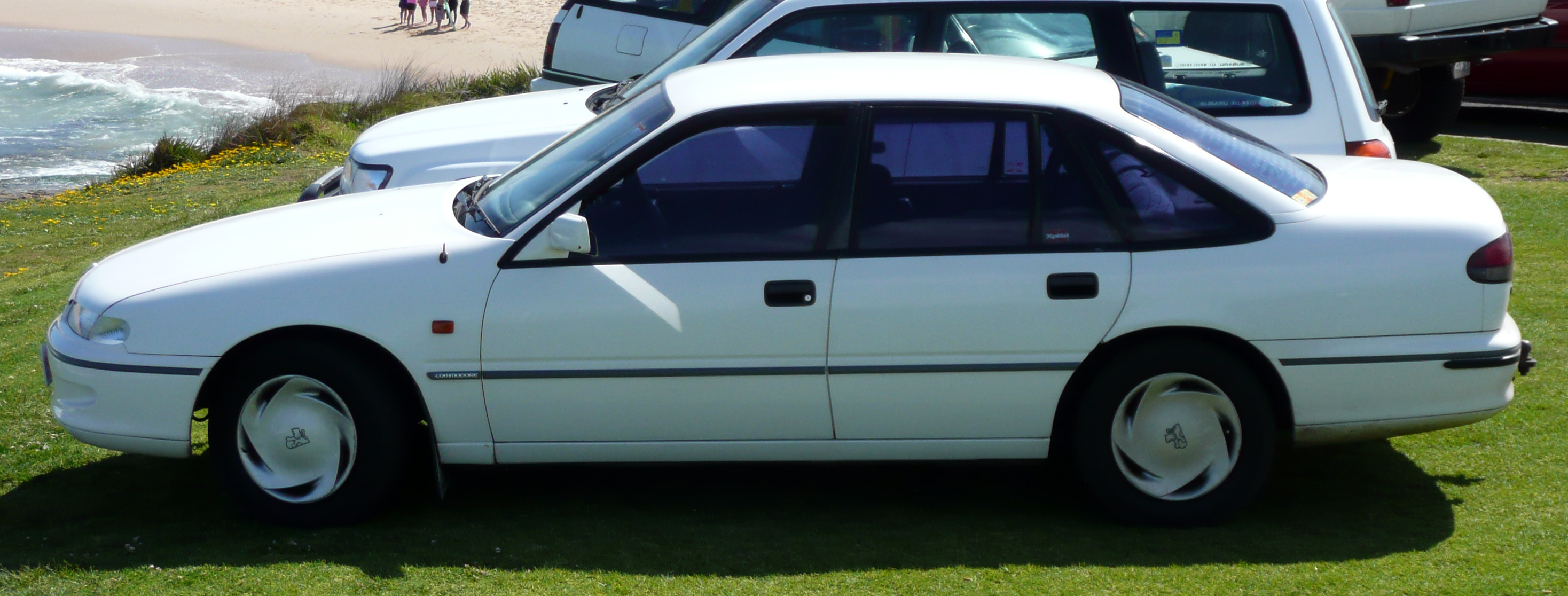 1993 Holden Commodore #10