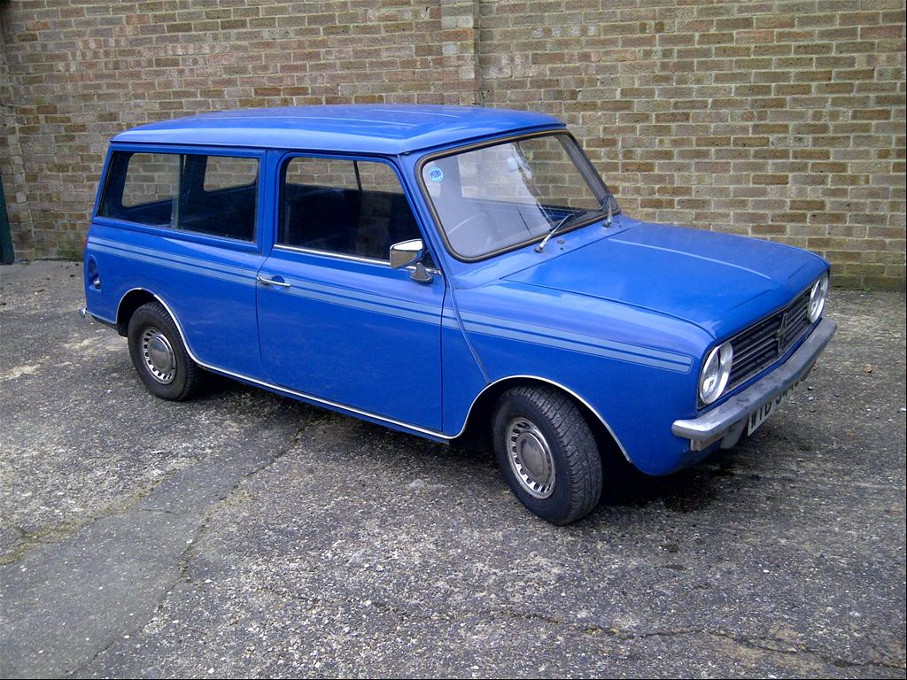 1977 mini clubman photos informations articles. Black Bedroom Furniture Sets. Home Design Ideas
