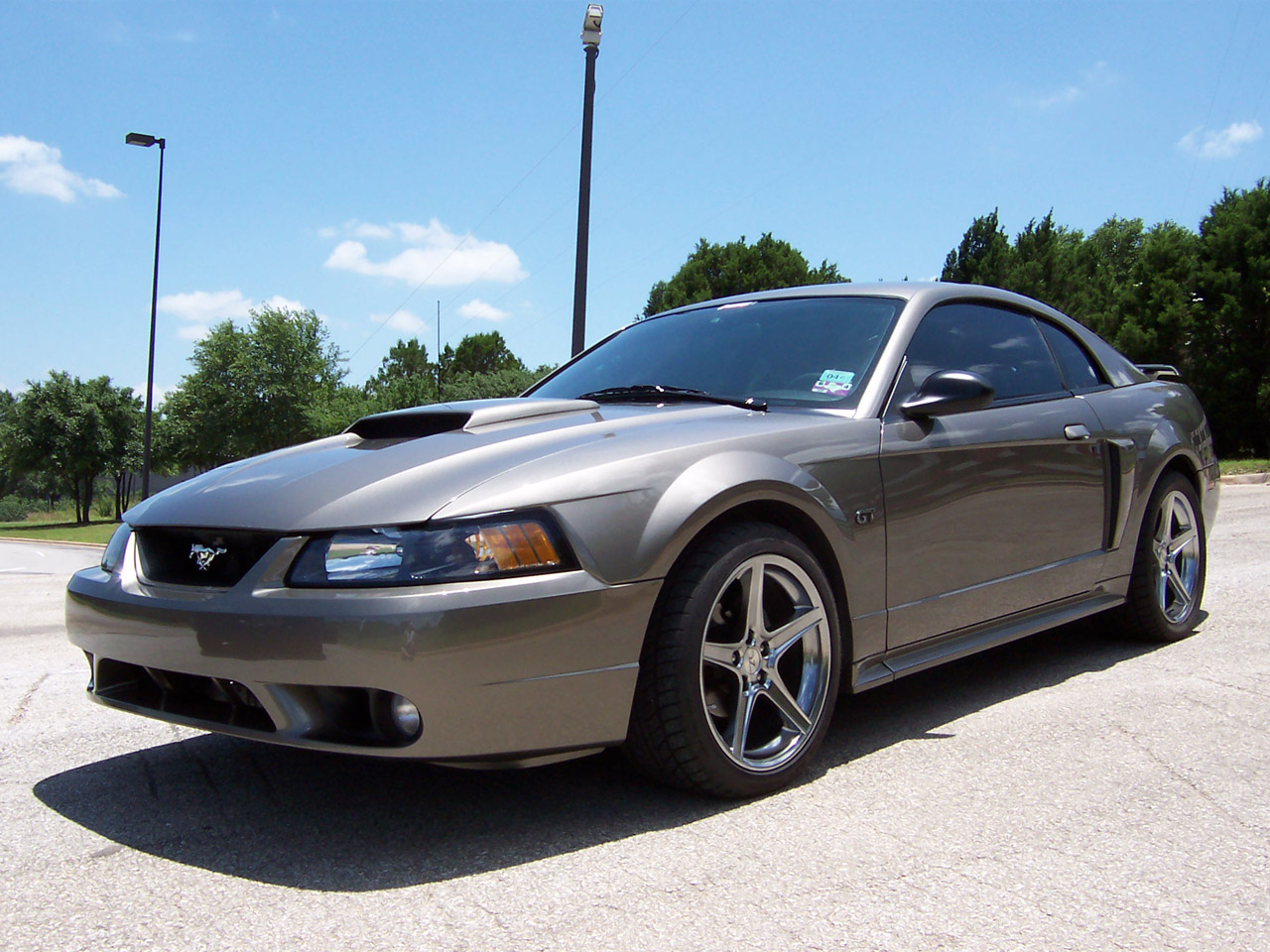 2002 Ford Mustang #9