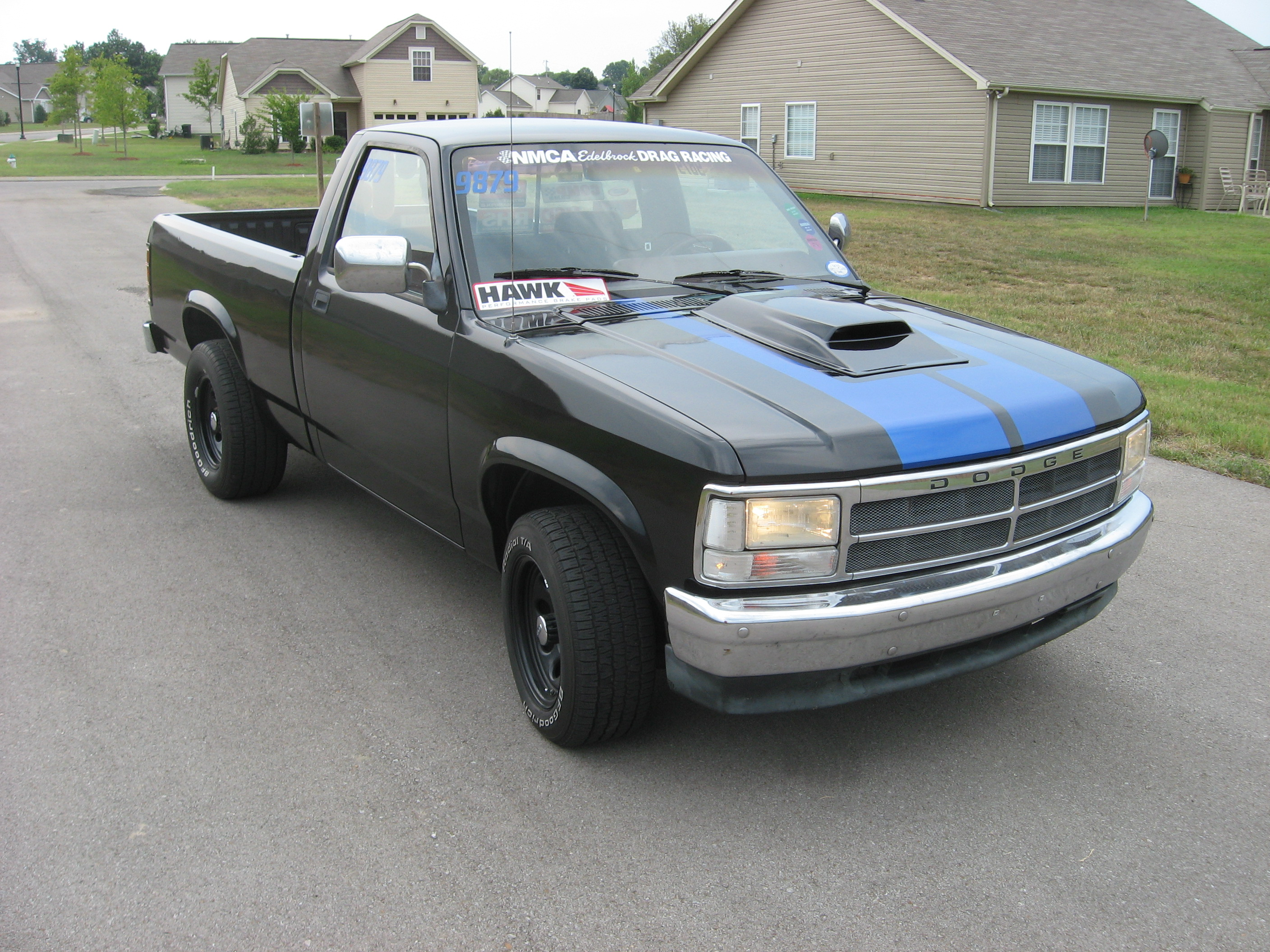 1993 Dodge Dakota #3