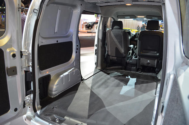 2015 Chevrolet City Express #8
