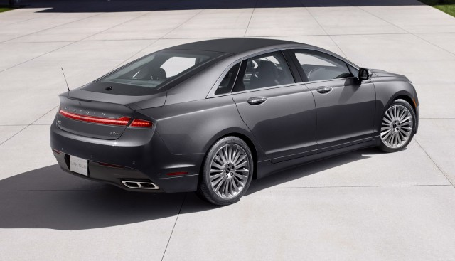 2013 Lincoln Mkz #3