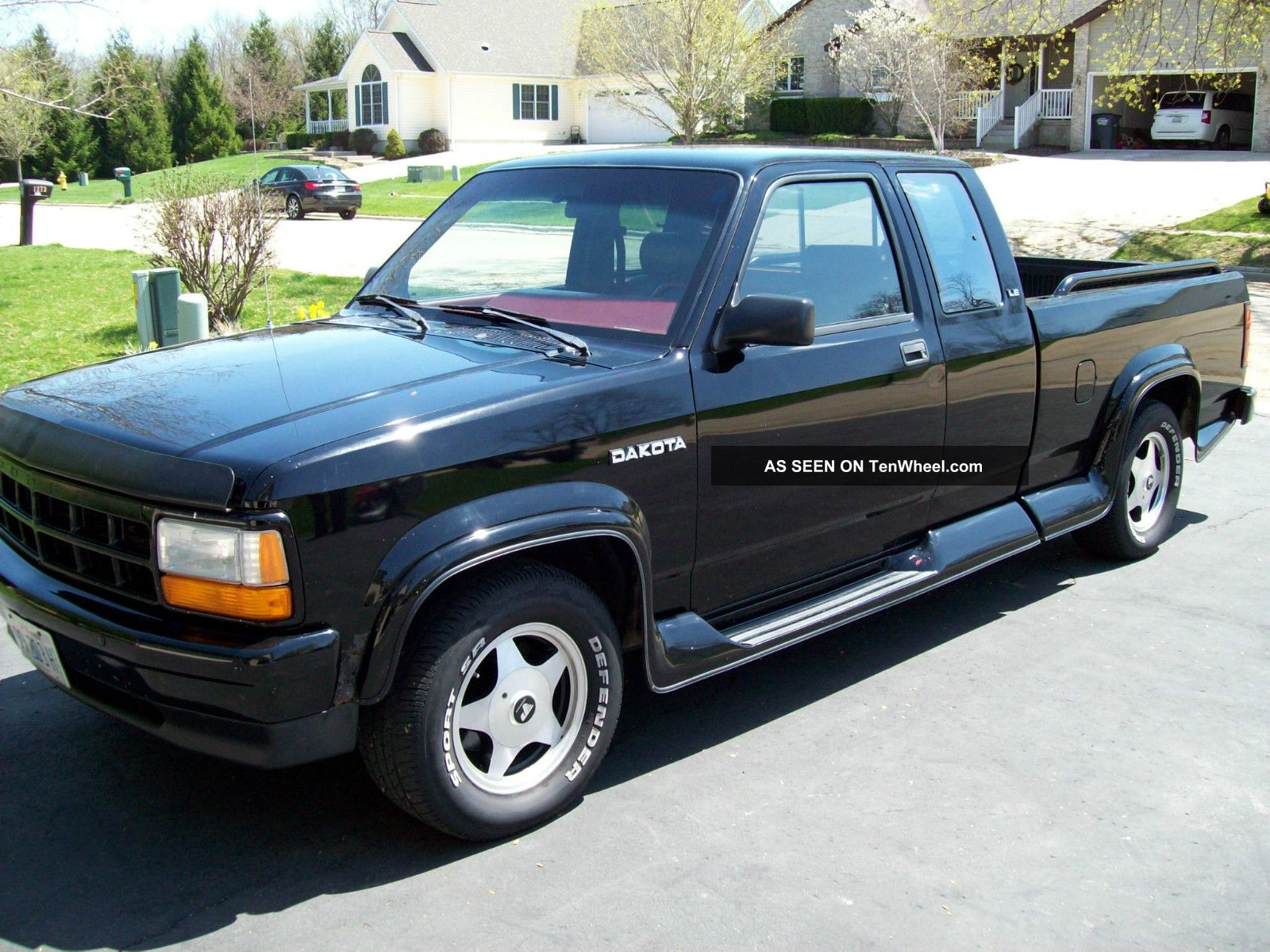 1993 Dodge Dakota #8