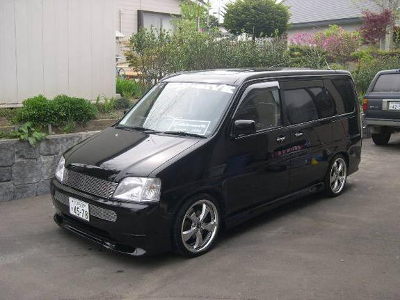 1997 Honda Step Wagon #5