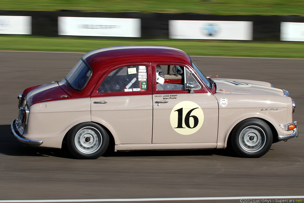 1959 Riley One-Point-Five #17