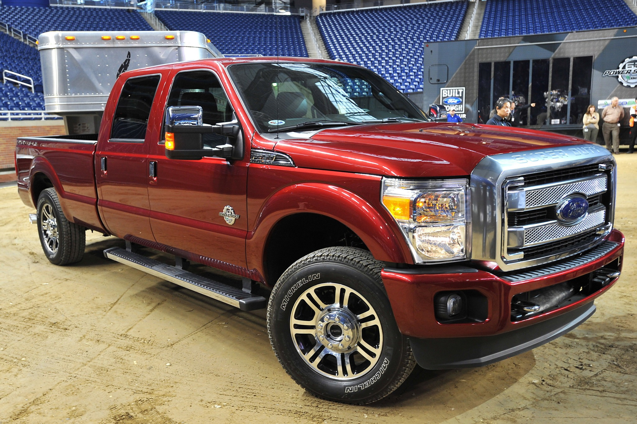 2015 Ford F-250 Super Duty #5
