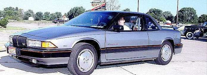 1990 Buick Regal #7