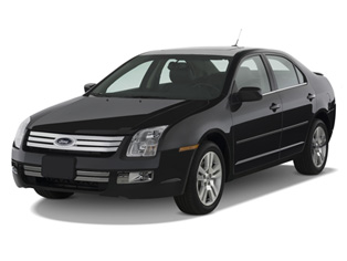 2007 Ford Fusion #7