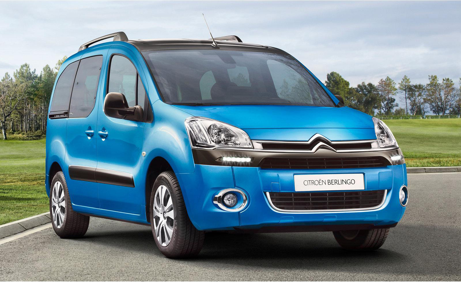 2012 Citroen Berlingo #14
