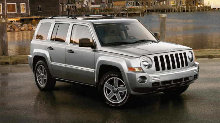 2009 Jeep Patriot #8