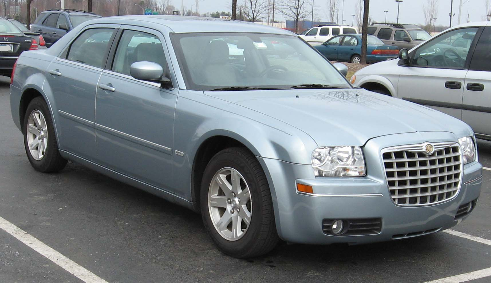Chrysler 300 #15
