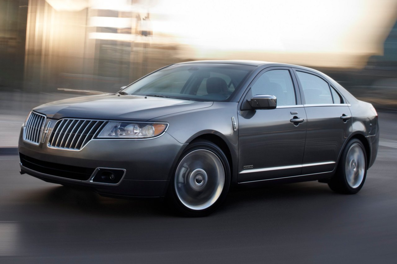 2012 Lincoln Mkz #3