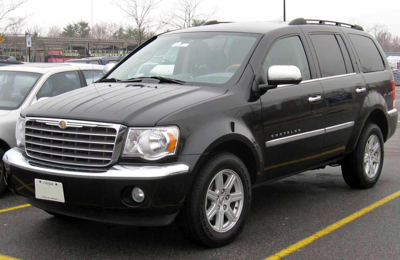 2007 Chrysler Aspen #5