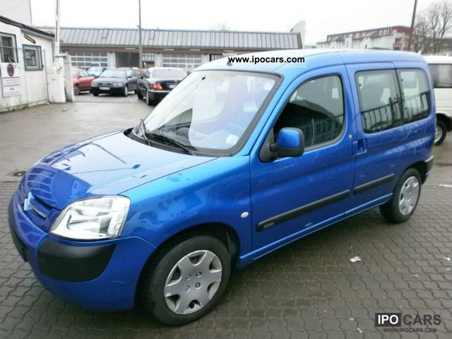 2004 Citroen Berlingo #13