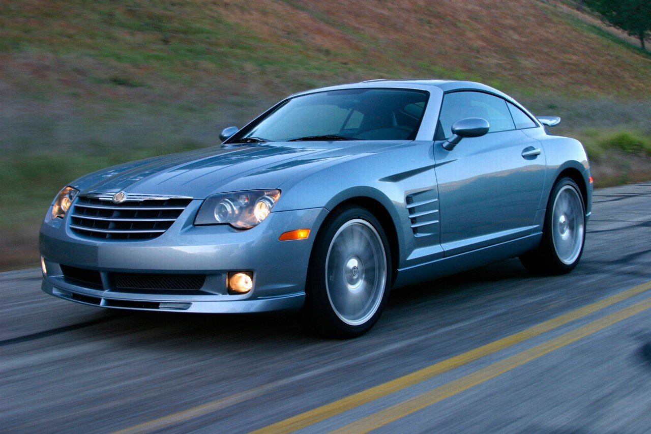2007 Chrysler Crossfire #3