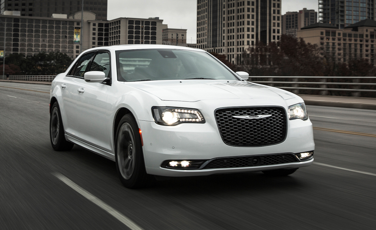 Chrysler 300 #4