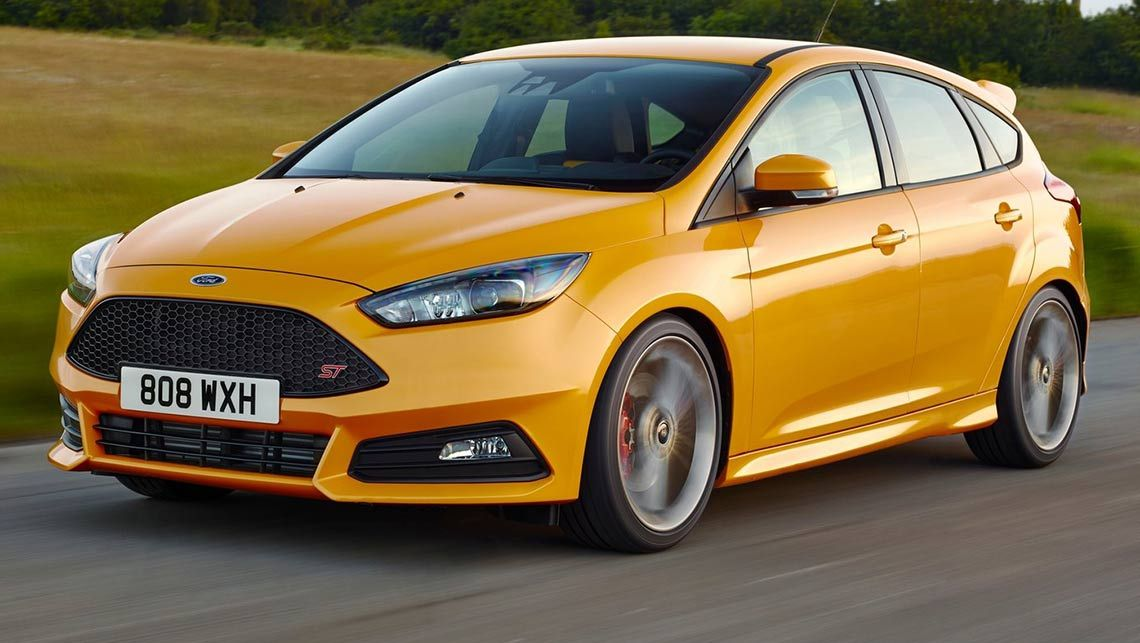 2015 Ford Focus St #3