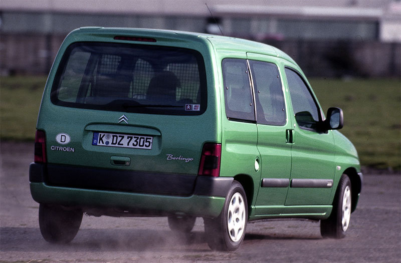 1997 Citroen Berlingo #13