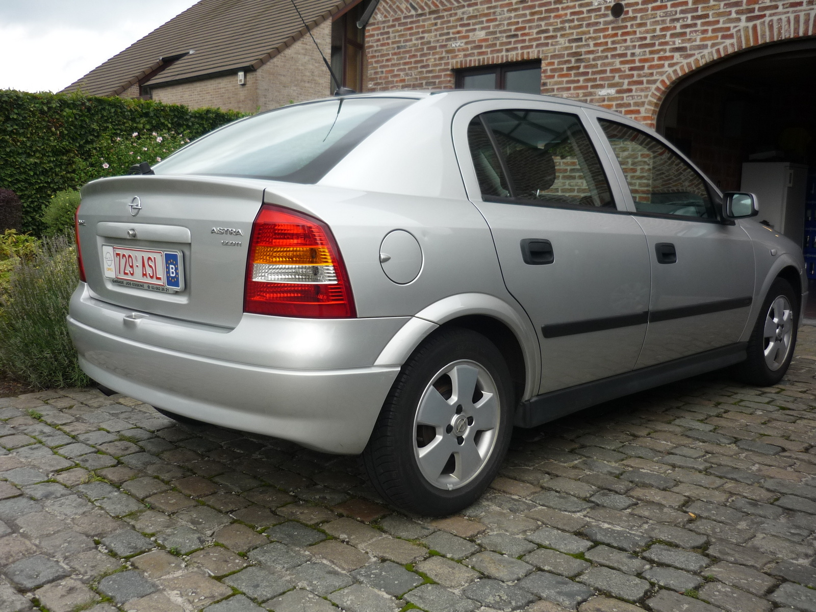 2002 opel astra photos informations articles. Black Bedroom Furniture Sets. Home Design Ideas