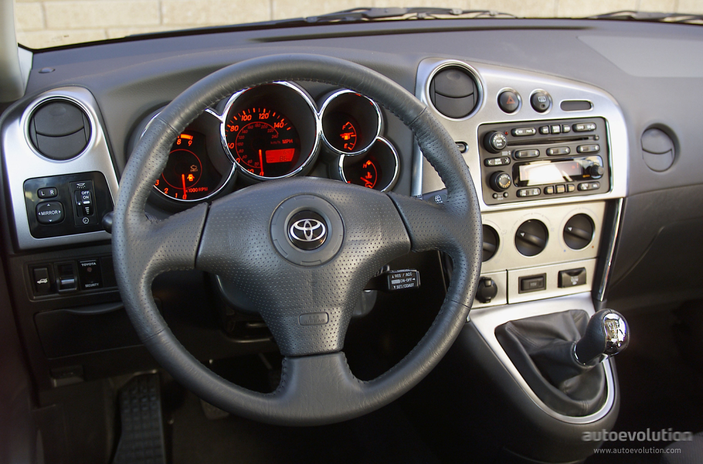 2003 Toyota Matrix #10