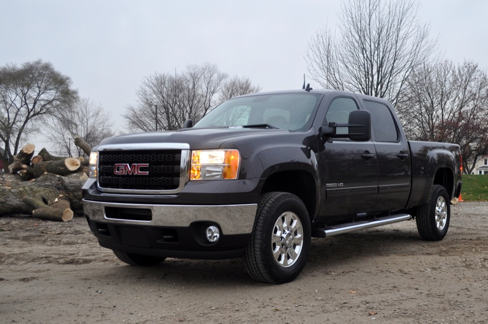 2011 GMC Sierra 3500hd #4