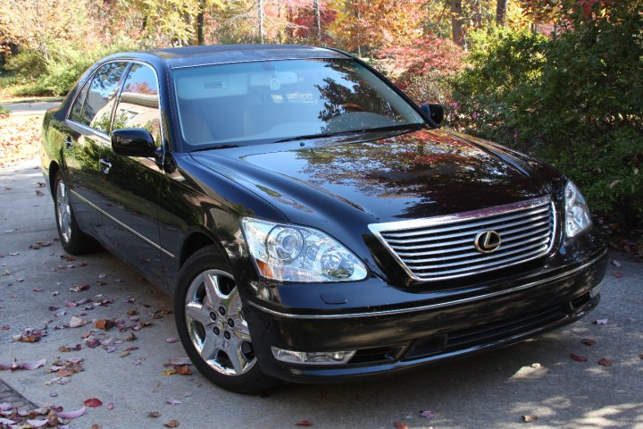 2004 lexus ls 430 photos informations articles. Black Bedroom Furniture Sets. Home Design Ideas