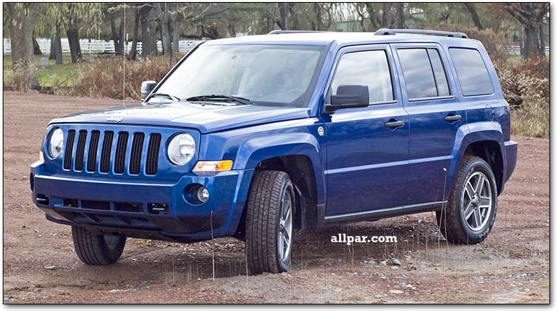 2009 Jeep Patriot #9