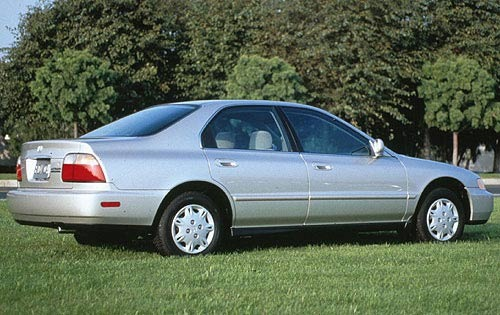 1996 Honda Accord #17