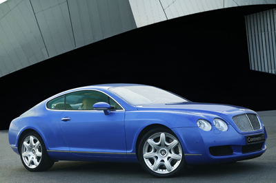 2008 Bentley Continental Gtc #5