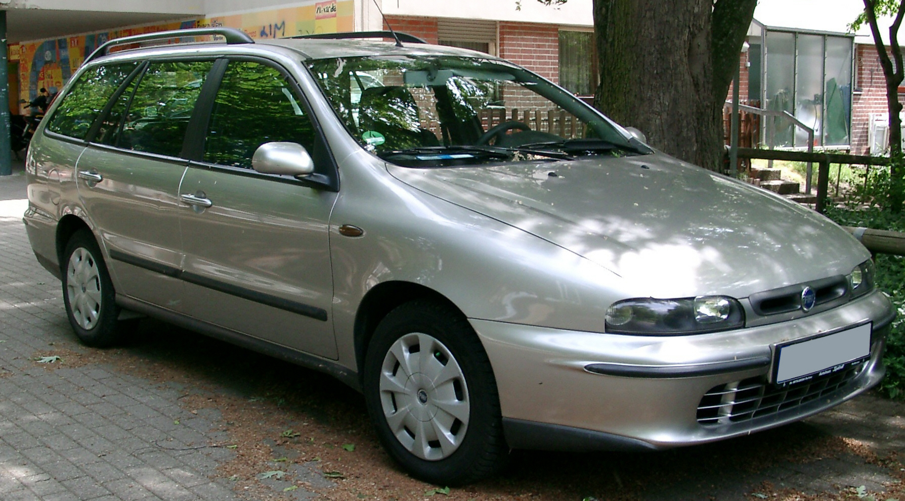 Fiat Marea Weekend #8