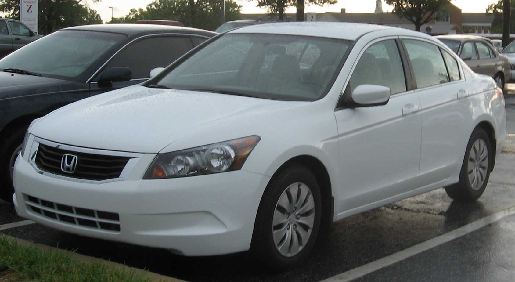 2008 Honda Accord #9