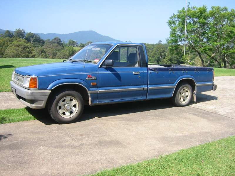 1990 Ford Courier #8