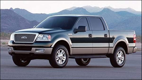 2008 Ford F-150 #4
