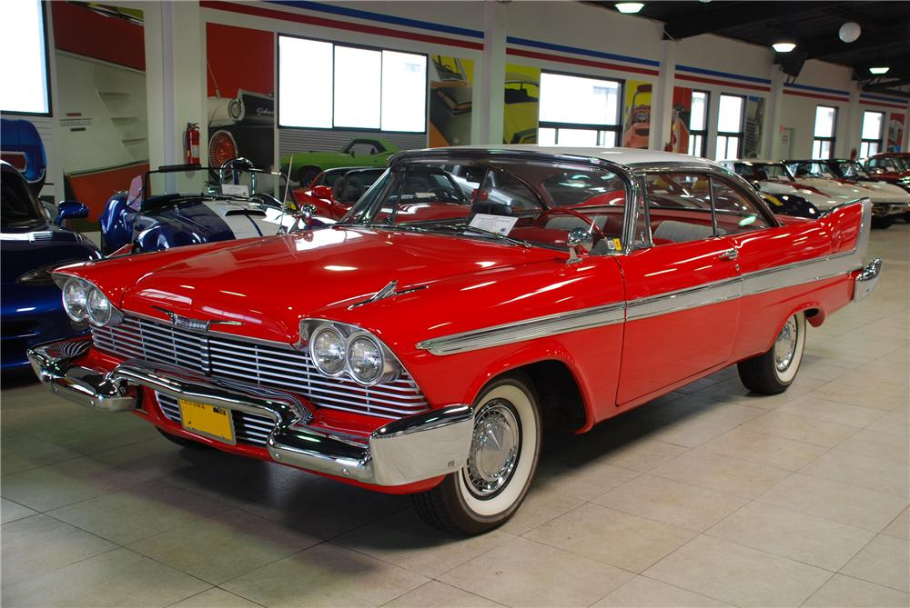 Plymouth Fury #4