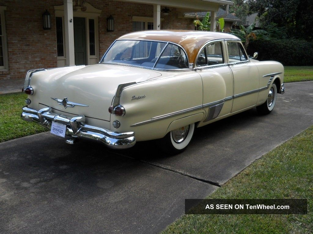 1953 Packard Patrician #5