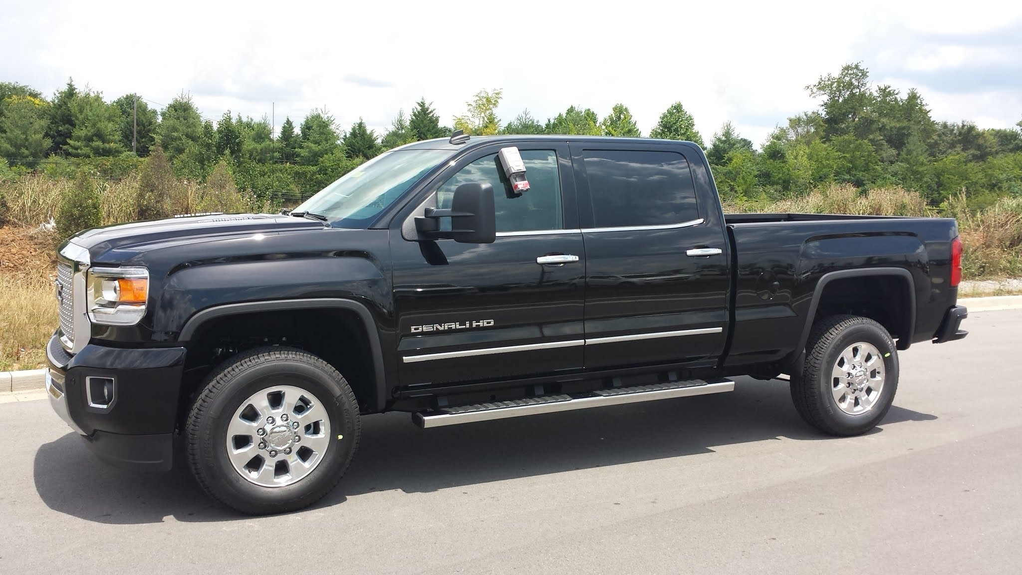 2015 GMC Sierra 3500hd #5