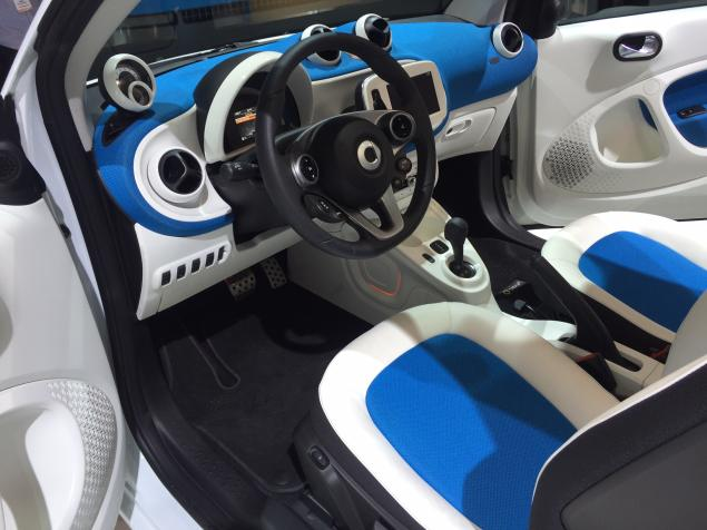 2016 Smart Fortwo #13