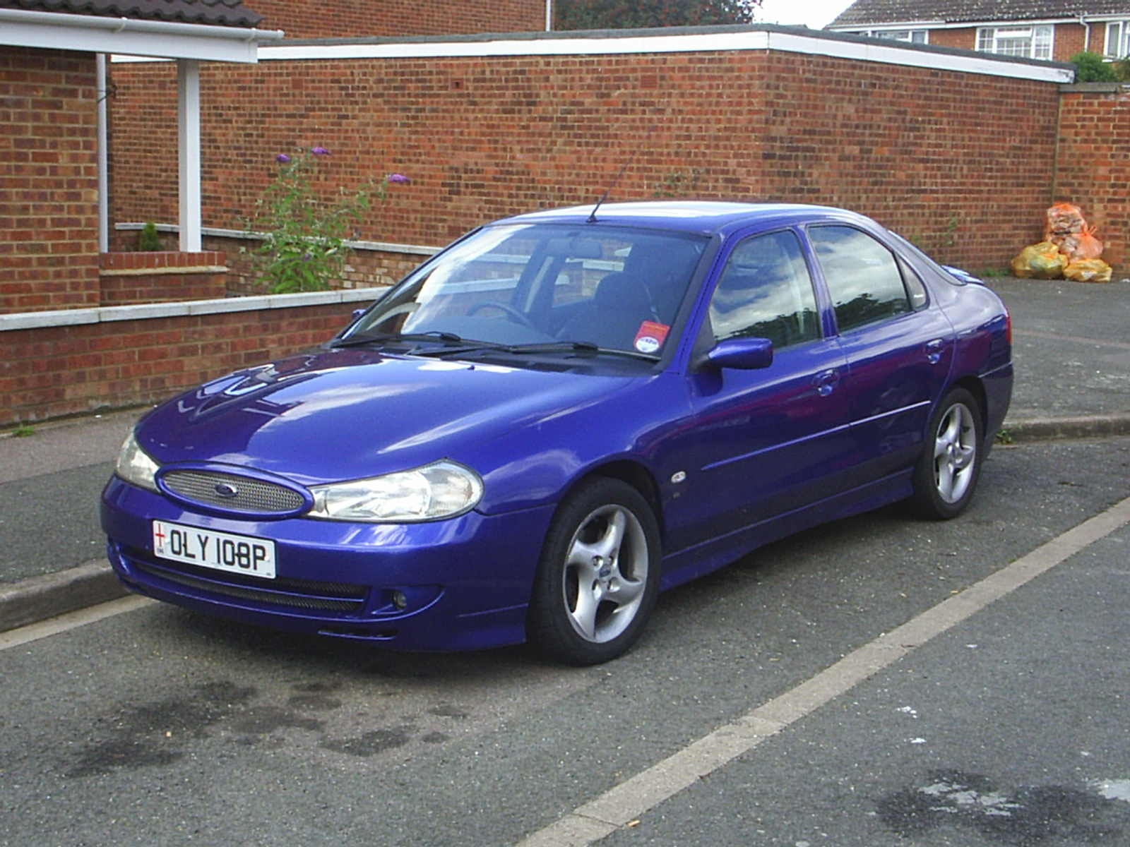 1999 Ford Mondeo #10