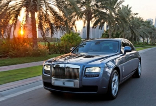 2013 Rolls royce Ghost #11